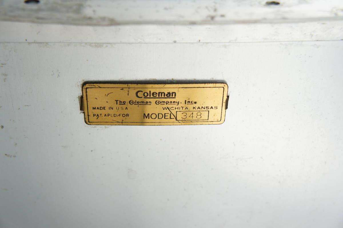 コールマン★ビンテージマリンストーブ MODEL348 ケース_画像2
