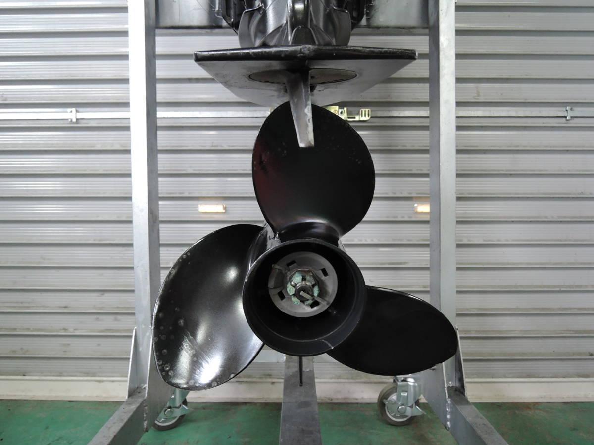 エンジン始動OK SUZUKI スズキ 船外機 90馬力 4スト インジェクション 付属品付 S380418 ヤマハ トーハツ ホンダ 60 70 80 100 115 130_画像9