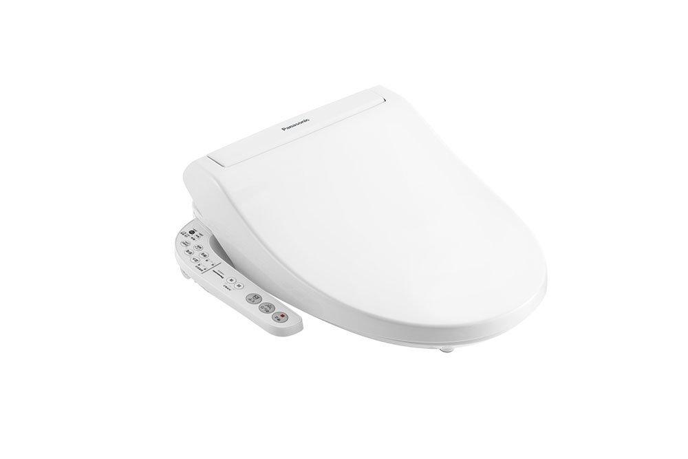 新品☆パナソニック 温水洗浄便座 ウォシュレット ホワイト 貯湯式 送料無料9