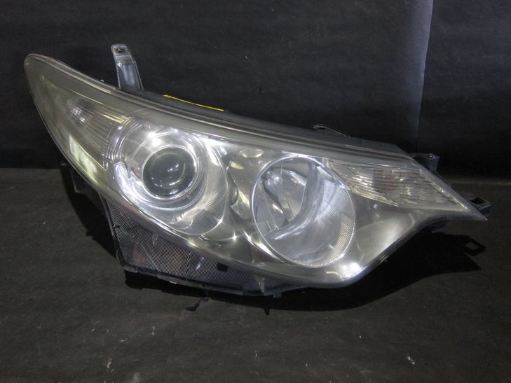 (L580) エスティマ50系 前期型 HIDライト ガラスコート済み_画像2