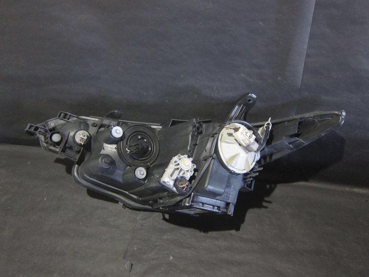 (L580) エスティマ50系 前期型 HIDライト ガラスコート済み_画像3
