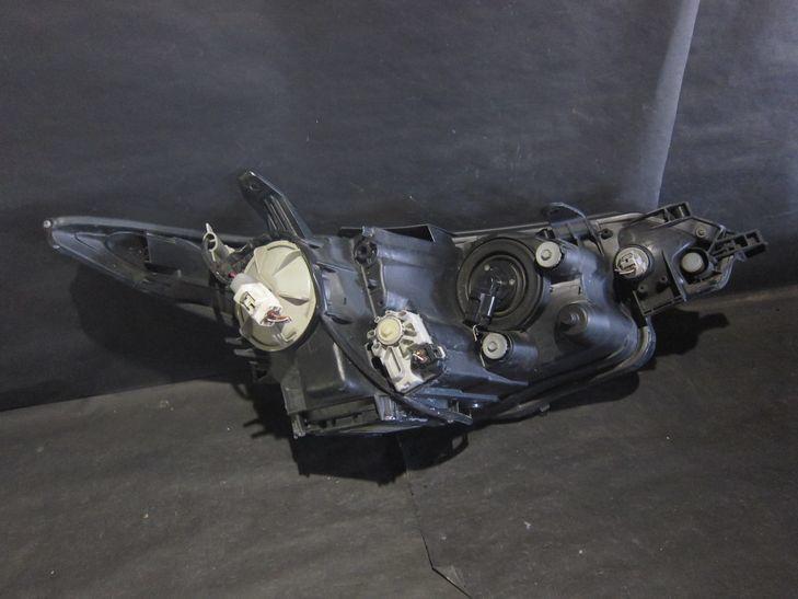 (L580) エスティマ50系 前期型 HIDライト ガラスコート済み_画像5