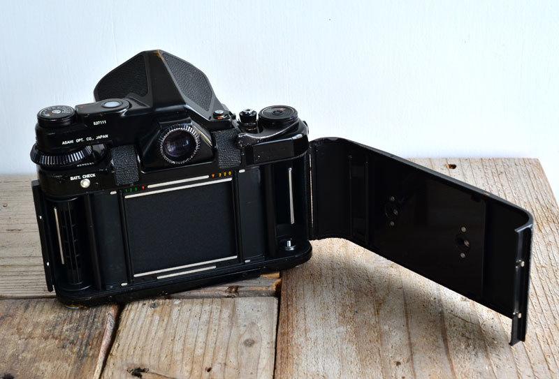 ペンタックス PENTAX 67 TTL 中判 フィルムカメラ 箱、説明書付き_画像8
