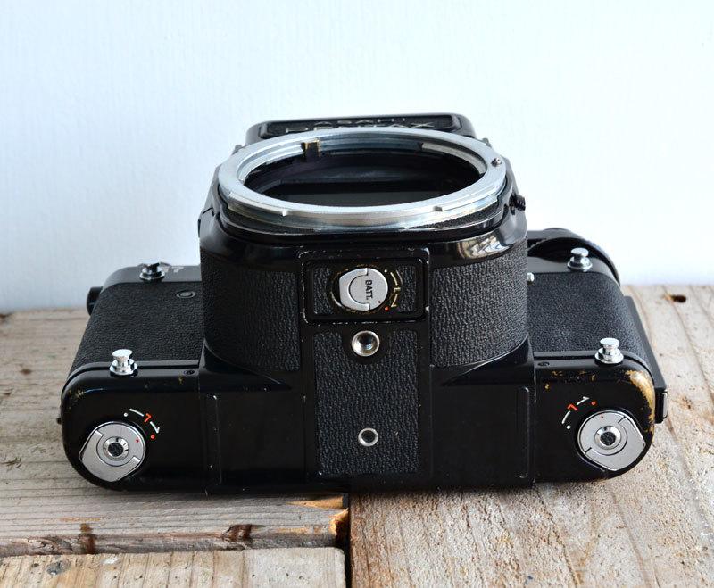 ペンタックス PENTAX 67 TTL 中判 フィルムカメラ 箱、説明書付き_画像6