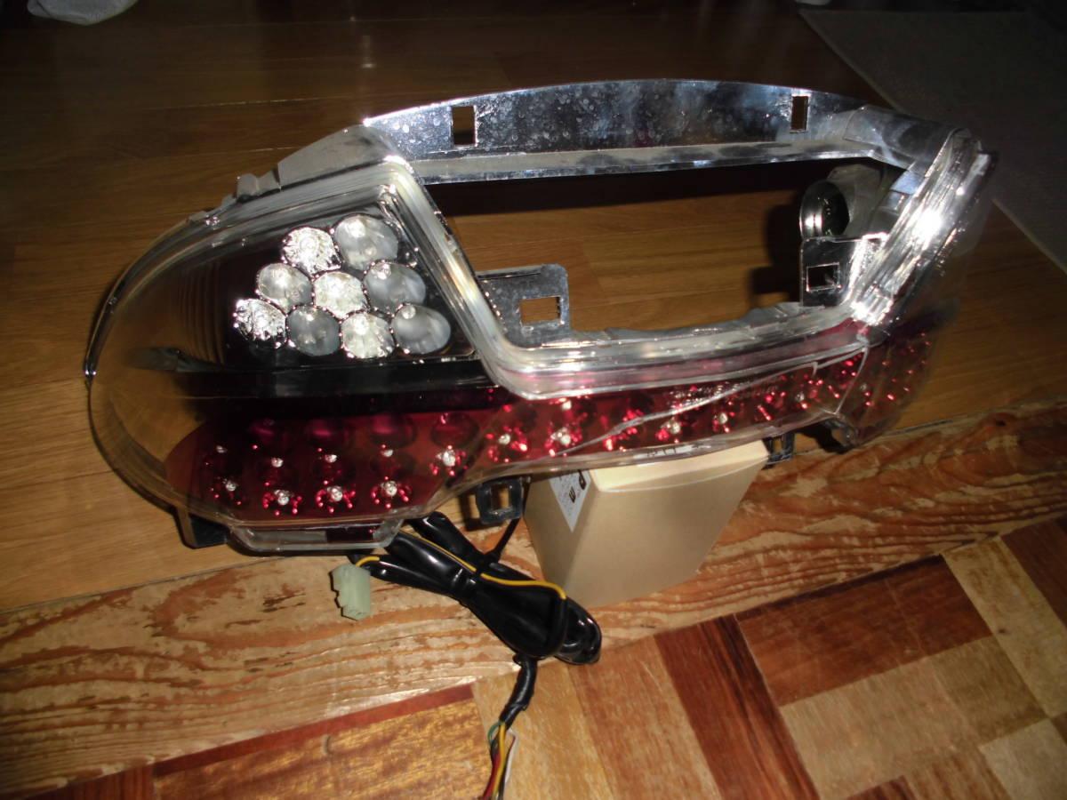 スカイウェイブ CJ44A~ LEDテールランプ ジャンク!_画像4