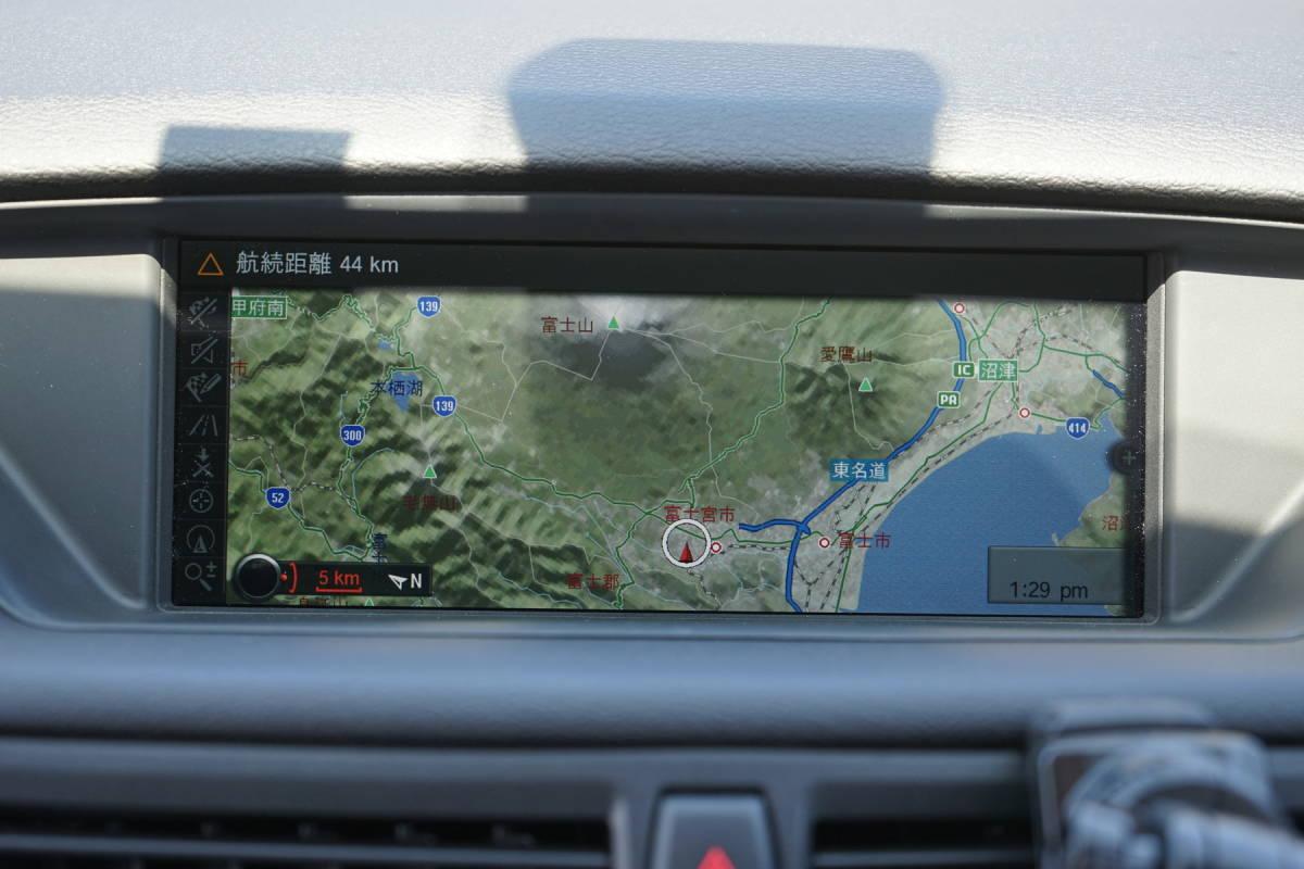美車 BMW X1 sDrive18i Xライン 純正i-driveナビ 23年 車検32年8月 実走行9.9万キロ 修復歴なし 禁煙車 売切り _画像8