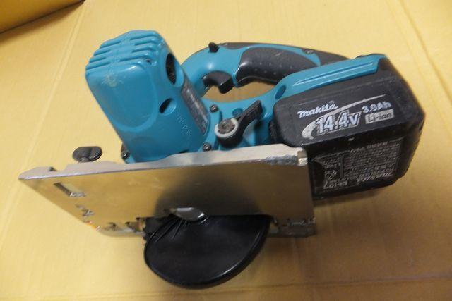 ■マキタ 125㎜ 充電式丸ノコ SS540D 電池1個付■_画像2