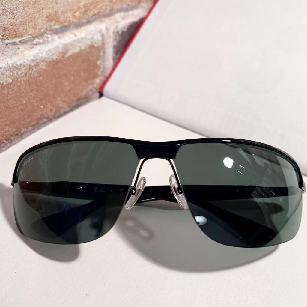 RayBanレイバン RB3510 002/71 65サイズ メンズ サングラス 眼鏡_画像2