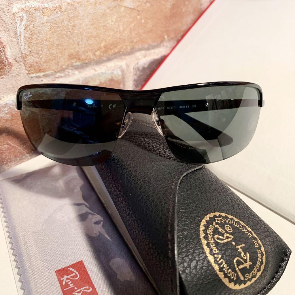 RayBanレイバン RB3510 002/71 65サイズ メンズ サングラス 眼鏡
