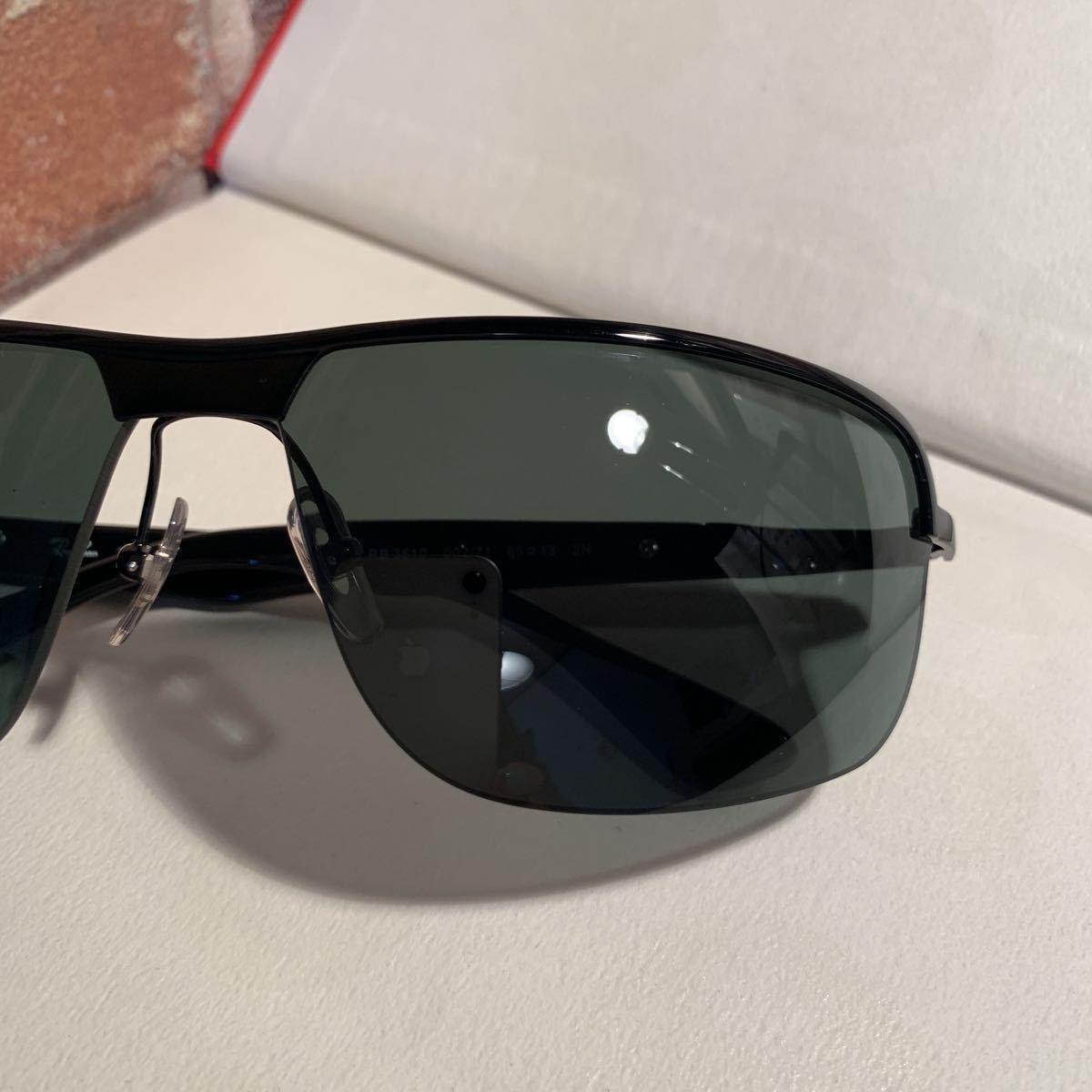 RayBanレイバン RB3510 002/71 65サイズ メンズ サングラス 眼鏡_画像4