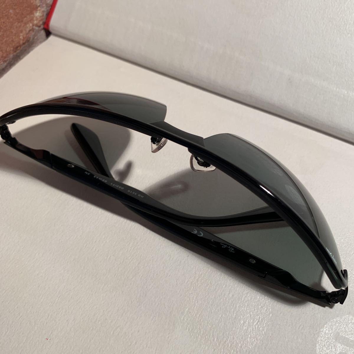 RayBanレイバン RB3510 002/71 65サイズ メンズ サングラス 眼鏡_画像5
