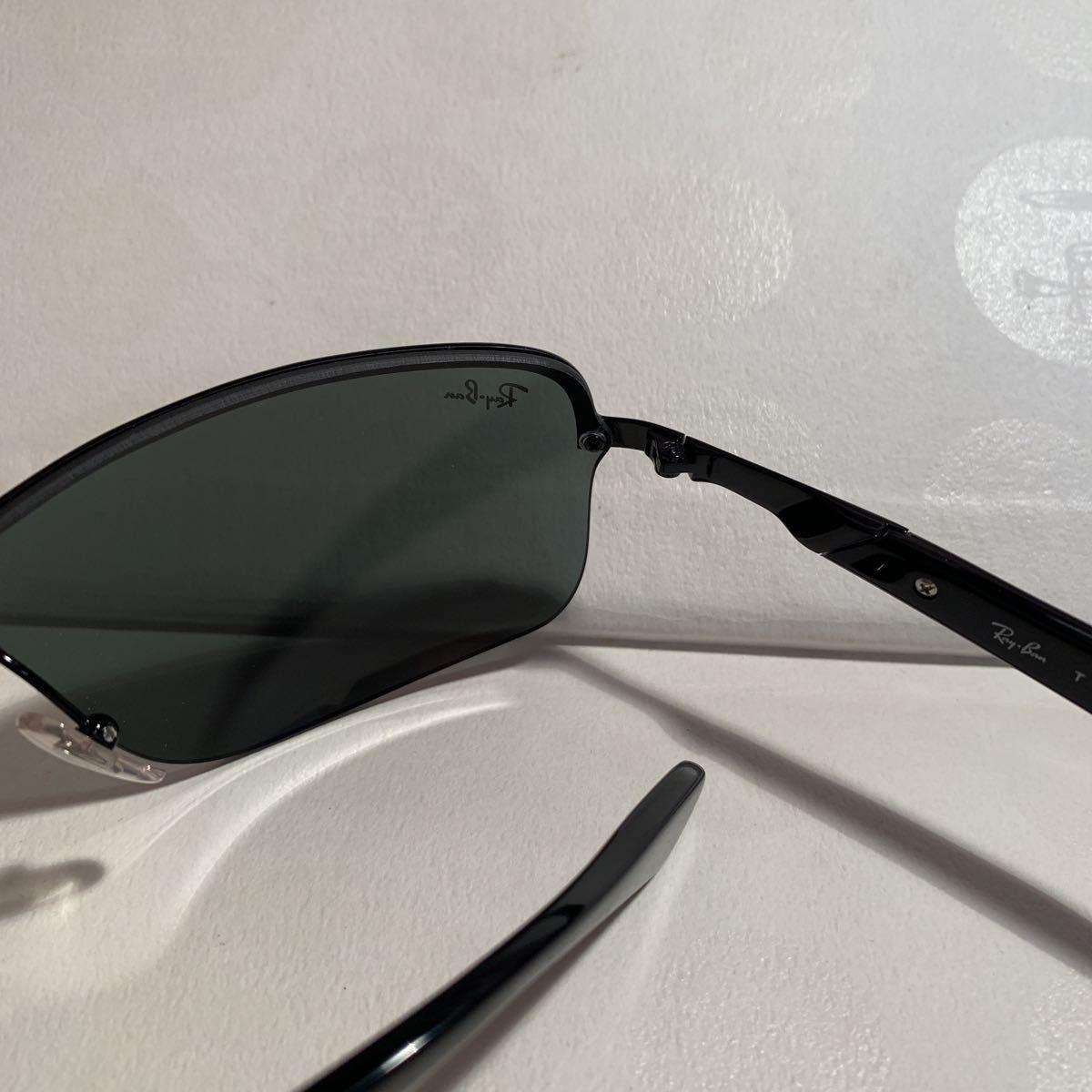 RayBanレイバン RB3510 002/71 65サイズ メンズ サングラス 眼鏡_画像10