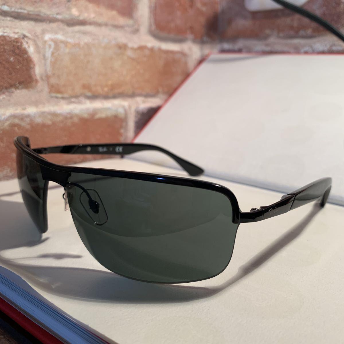 RayBanレイバン RB3510 002/71 65サイズ メンズ サングラス 眼鏡_画像6