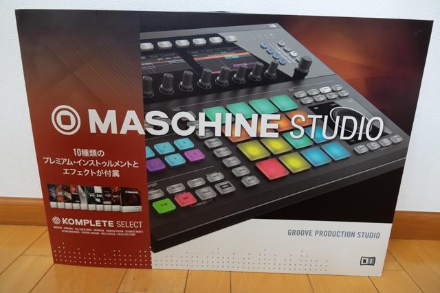 【1円~】【美品】Native Instruments MASCHINE STUDIO + 4 Expansions(拡張音源)【元箱あり、完品】_画像8