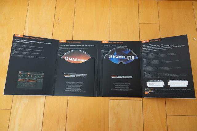 【1円~】【美品】Native Instruments MASCHINE STUDIO + 4 Expansions(拡張音源)【元箱あり、完品】_画像7