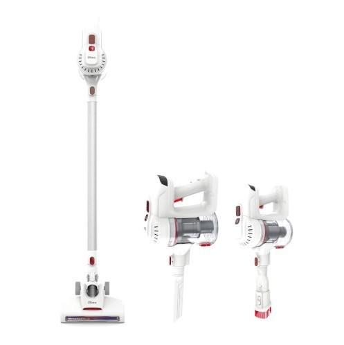 ★新品★Dibea 掃除機 サイクロン式 コードレス掃除機 スティッククリーナー E19 12000Pa強力吸引 1台3役 ハンディー 充電式★#528