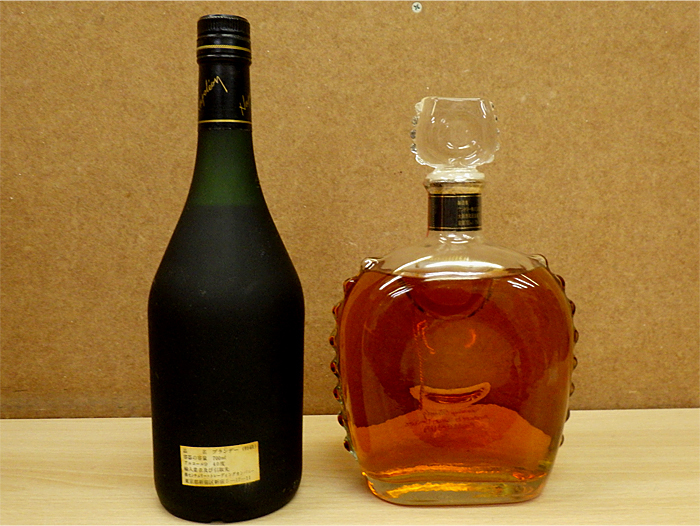 ☆古酒 REMY MARTIN/COURVOISIER/ROUYER/SUNTORY X.O等 6本 未開栓☆_画像10