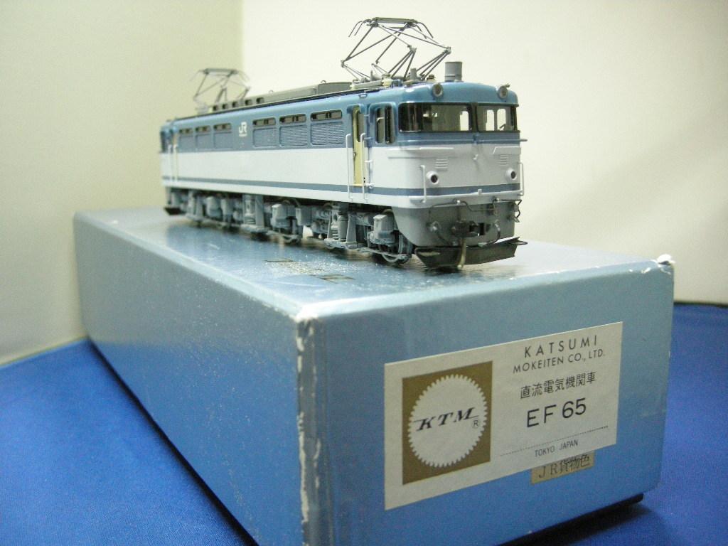 カツミ EF65 JR貨物 中古品