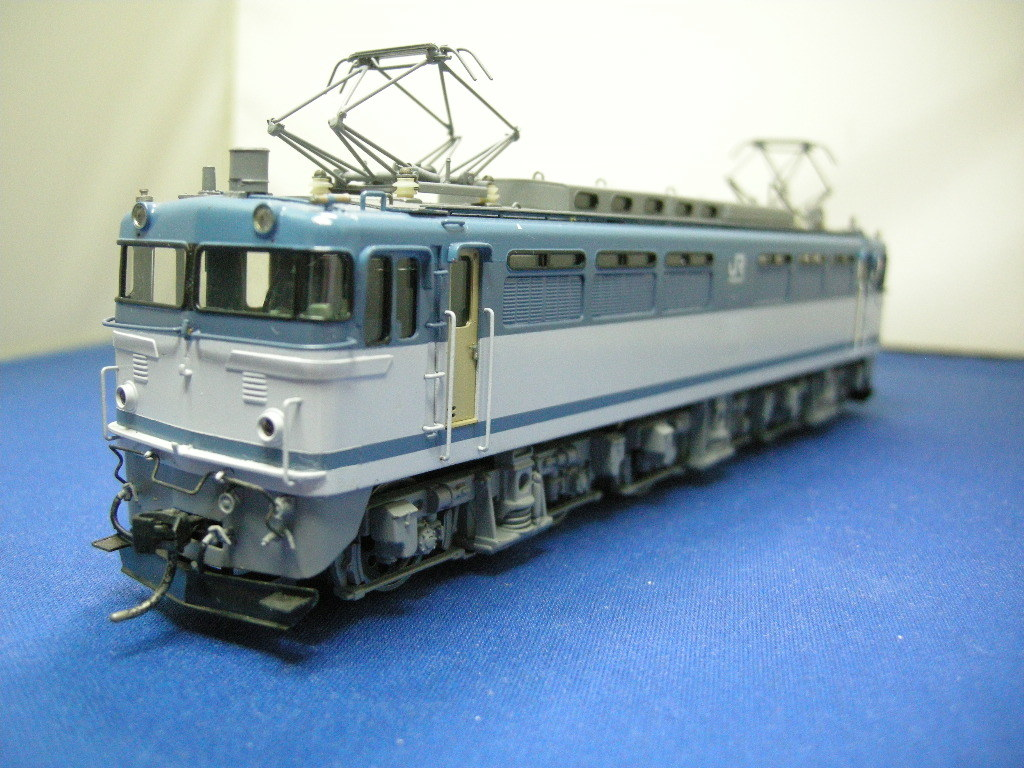 カツミ EF65 JR貨物 中古品_画像2