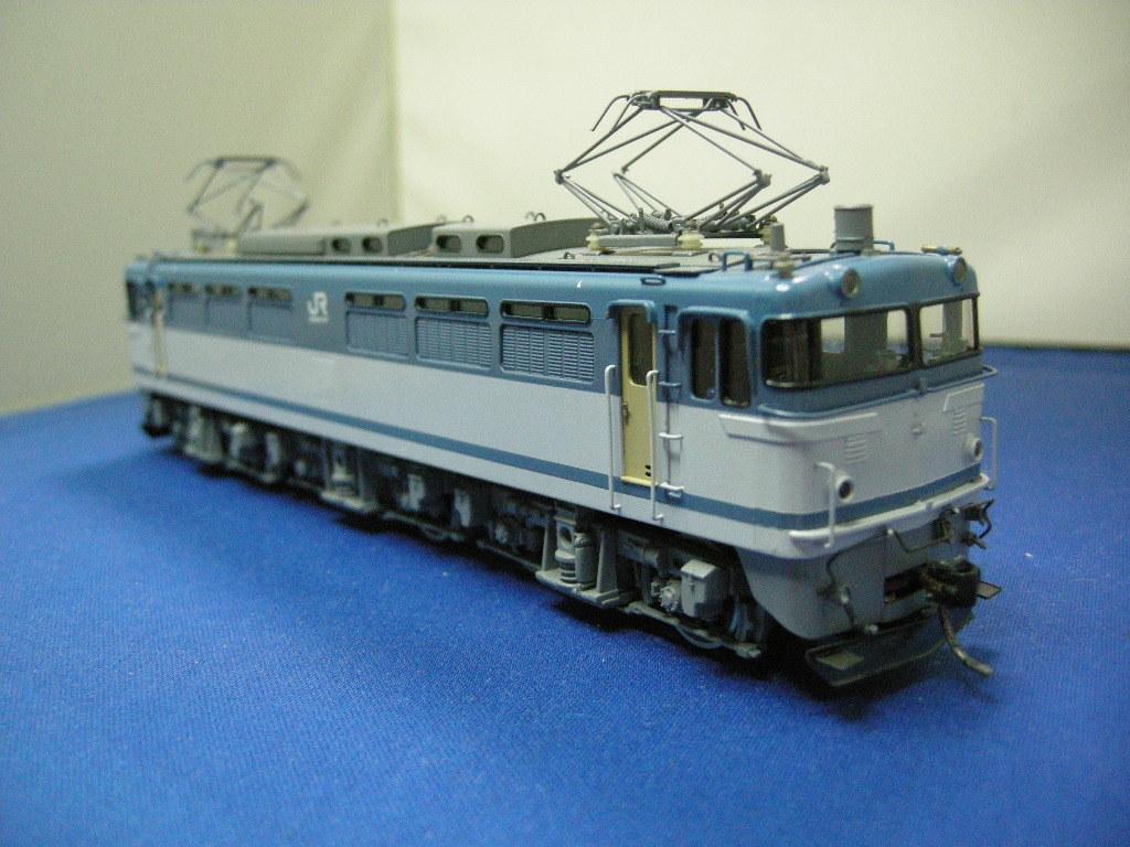 カツミ EF65 JR貨物 中古品_画像3