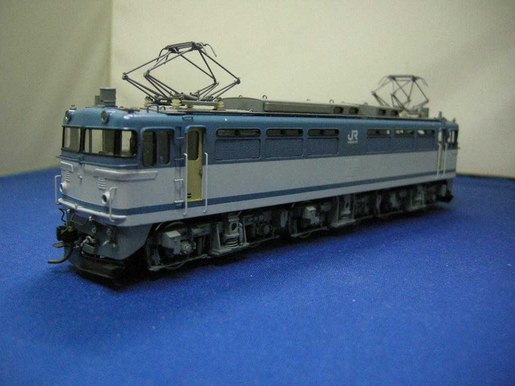 カツミ EF65 JR貨物 中古品_画像4