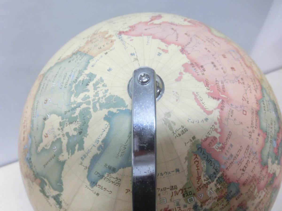 三貴工業 地球儀 直径約30cm 1:40,000,000 NY1994_画像5