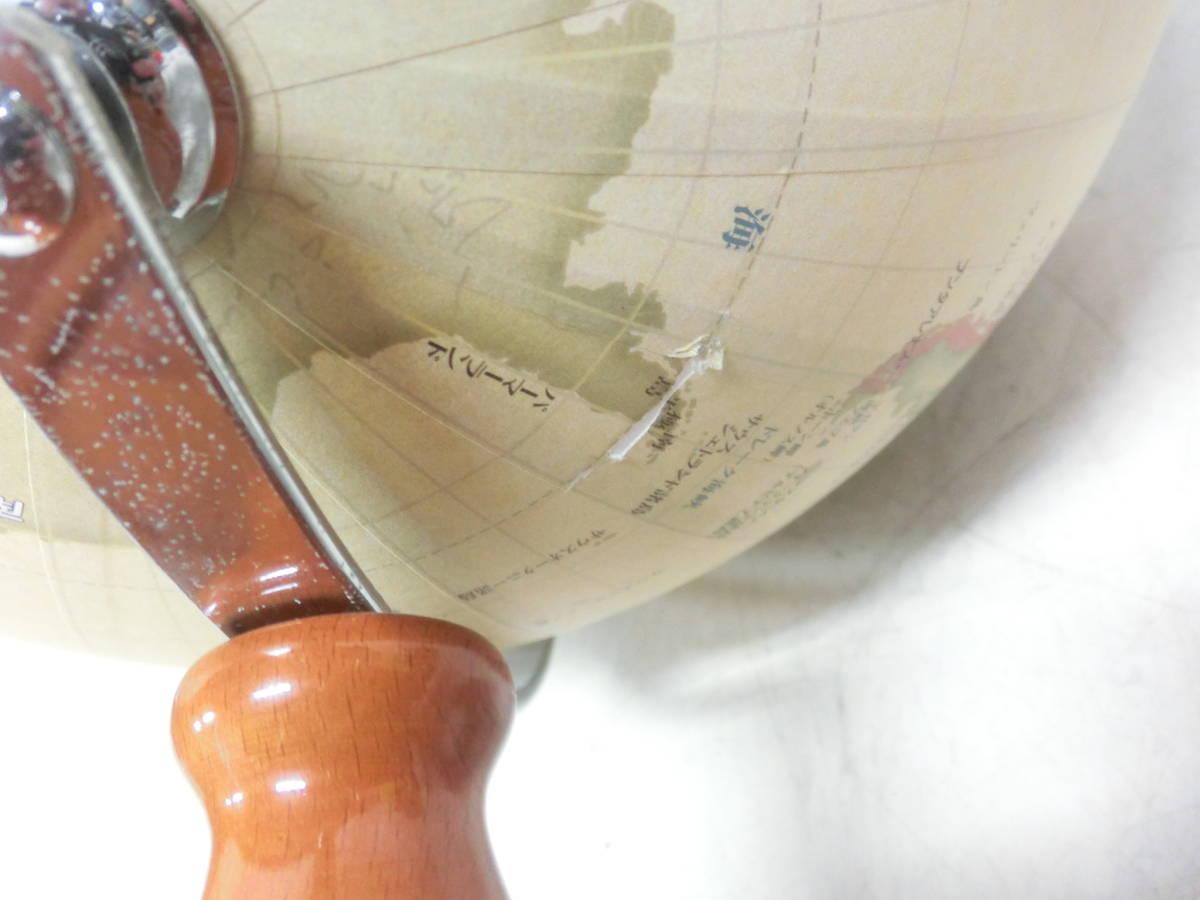 三貴工業 地球儀 直径約30cm 1:40,000,000 NY1994_画像9