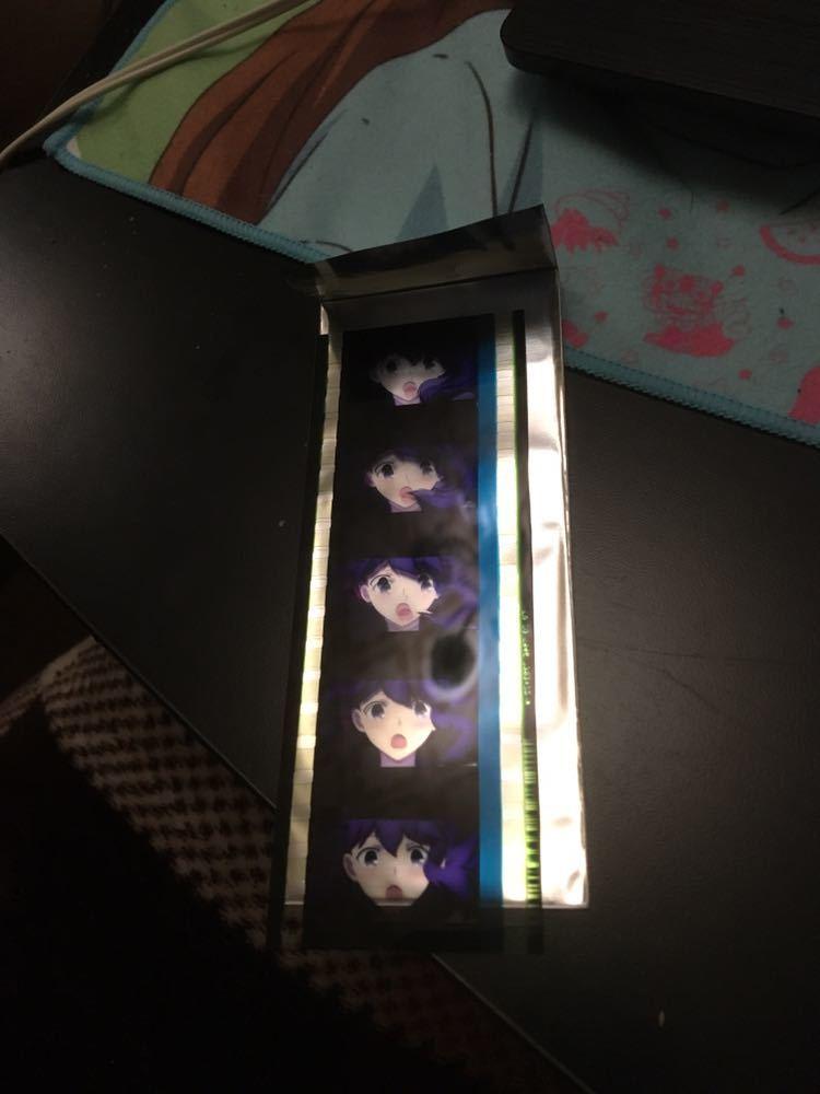 劇場版 Fate/stay night [Heaven's Feel] 来場者特典 35mmフィルムコマ 桜 ライダー_画像2