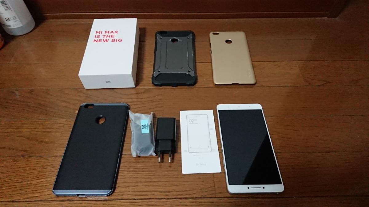 mi max 6.44インチ Snapdragon650 メモリ3GB ストレージ32GB_画像2