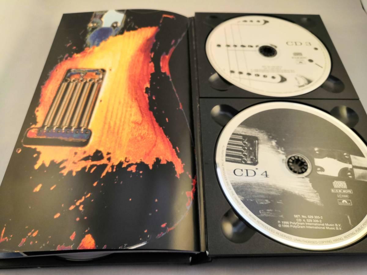 【中古・国内盤】アンソロジー 2 : ライヴ・イン・セヴンティーズ ~Crossroads 2 エリック・クラプトン 4CD【送料無料・宅急便60】_画像4