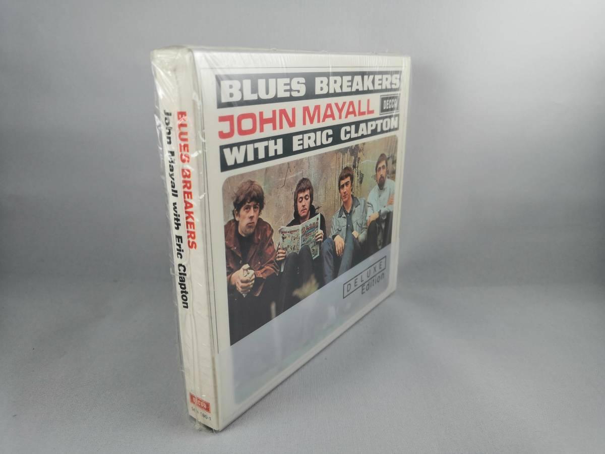 【中古・輸入盤】JOHN MAYALL & THE BLUES BREAKERS WITH ERIC CLAPTON - DELUXE EDITION  2CD 【送料無料・ネコポス】