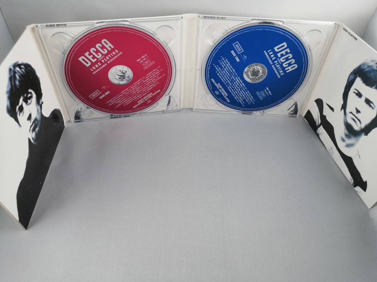 【中古・輸入盤】JOHN MAYALL & THE BLUES BREAKERS WITH ERIC CLAPTON - DELUXE EDITION  2CD 【送料無料・ネコポス】_画像5
