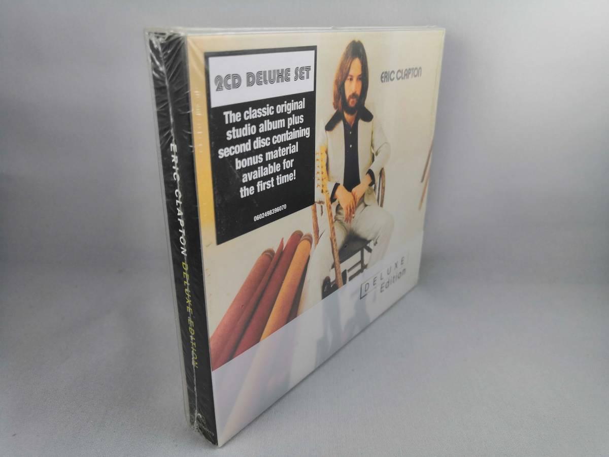 【中古・輸入盤】Eric Clapton  Deluxe Edition - エリック・クラプトン 2CD 【送料無料・ネコポス】