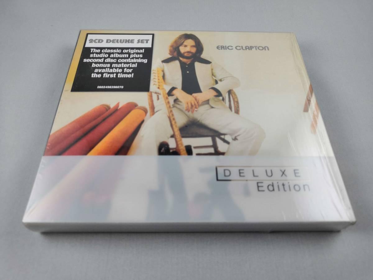 【中古・輸入盤】Eric Clapton  Deluxe Edition - エリック・クラプトン 2CD 【送料無料・ネコポス】_画像2