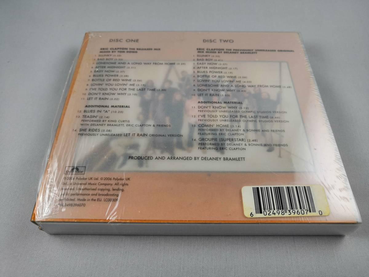 【中古・輸入盤】Eric Clapton  Deluxe Edition - エリック・クラプトン 2CD 【送料無料・ネコポス】_画像3