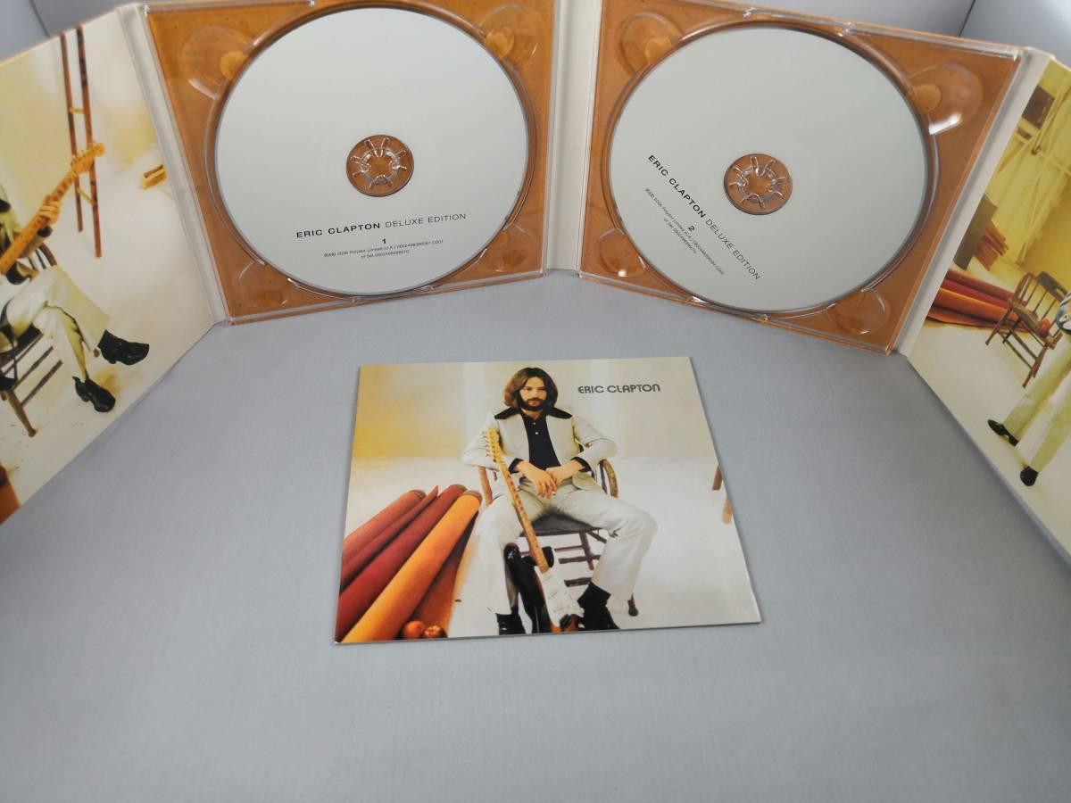 【中古・輸入盤】Eric Clapton  Deluxe Edition - エリック・クラプトン 2CD 【送料無料・ネコポス】_画像5
