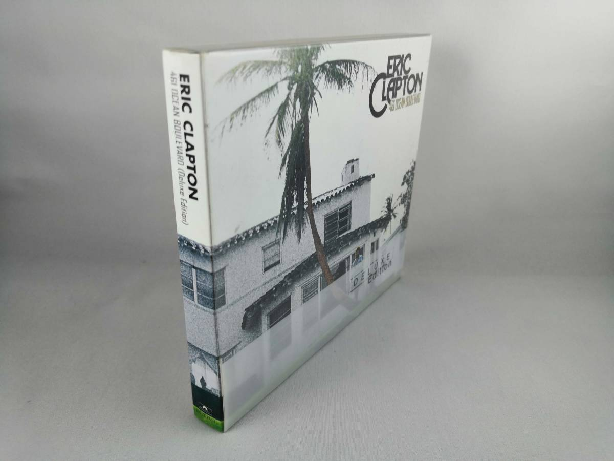 【中古・輸入盤】461 Ocean Boulevard: Deluxe Edition  Eric Clapton 2CD  【送料無料・ネコポス】