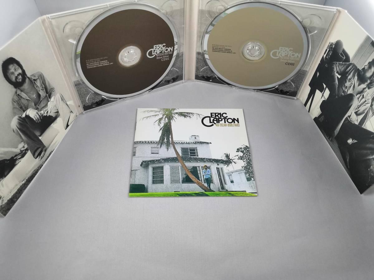 【中古・輸入盤】461 Ocean Boulevard: Deluxe Edition  Eric Clapton 2CD  【送料無料・ネコポス】_画像5