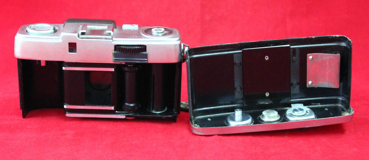 【OLYMPUS】 OLYMPUS-PEN オリンパス-ペン 初期フイルムカメラ貴重_画像8