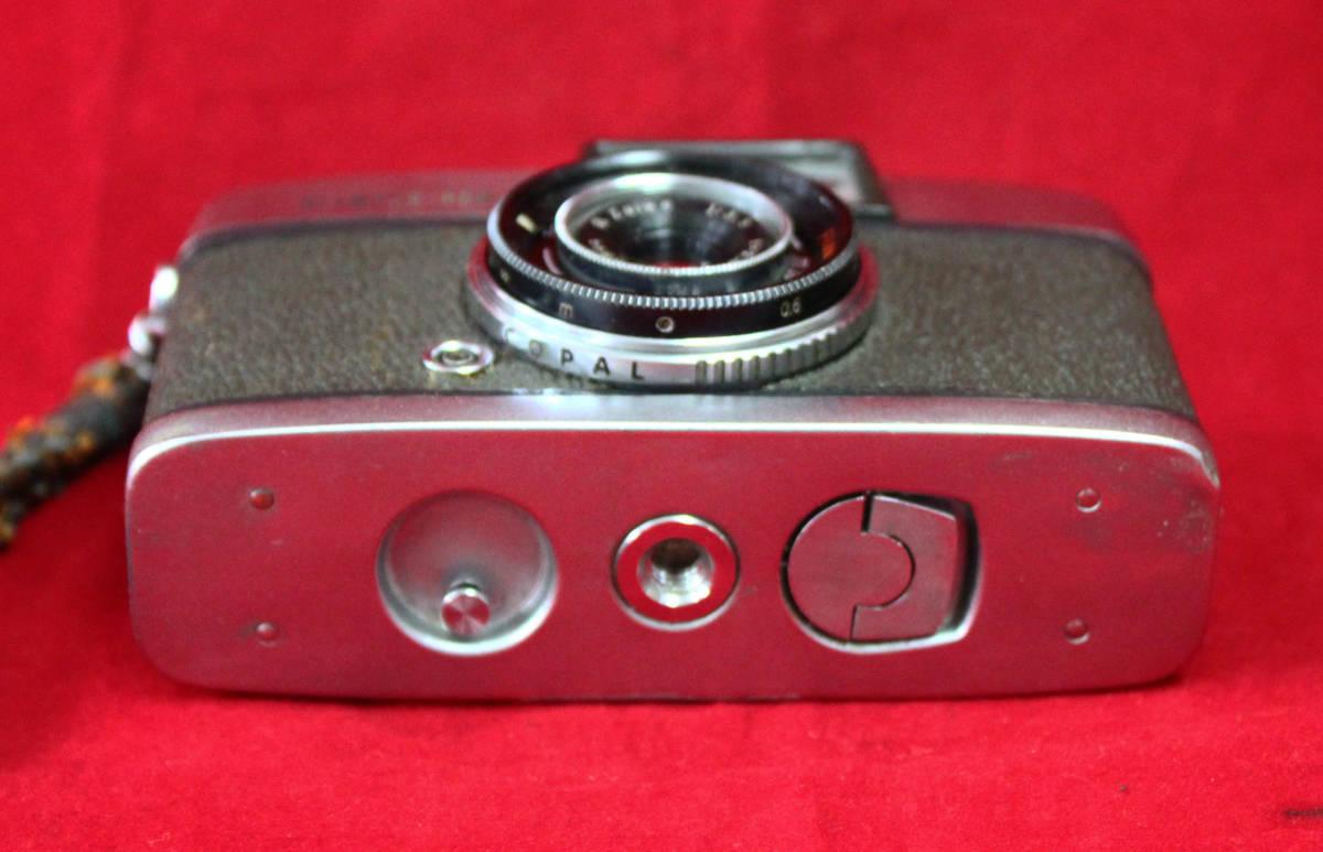 【OLYMPUS】 OLYMPUS-PEN オリンパス-ペン 初期フイルムカメラ貴重_画像4