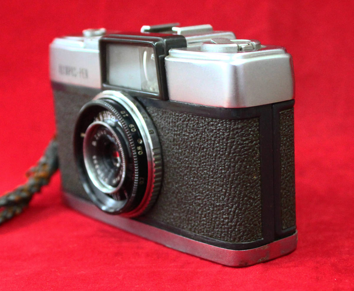 【OLYMPUS】 OLYMPUS-PEN オリンパス-ペン 初期フイルムカメラ貴重_画像7