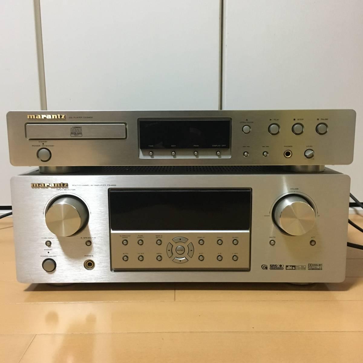 マランツ marantz CD5400 CDプレーヤー CDデッキ_画像8