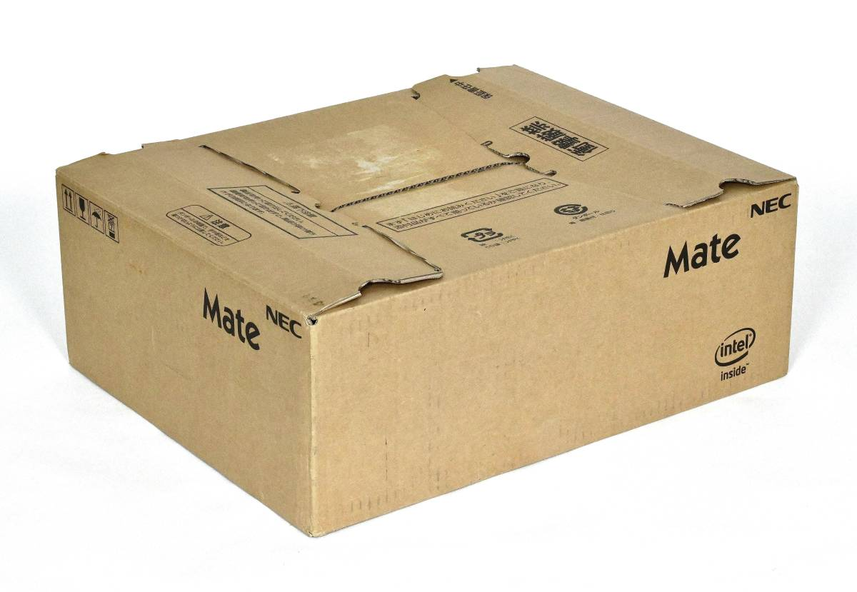 ★NEC デスクトップパソコン Mate MK33ML-K Windows10 Pro 32bit Corei5 メモリ4GB HDD500GB Office Personal 2013★ _画像10
