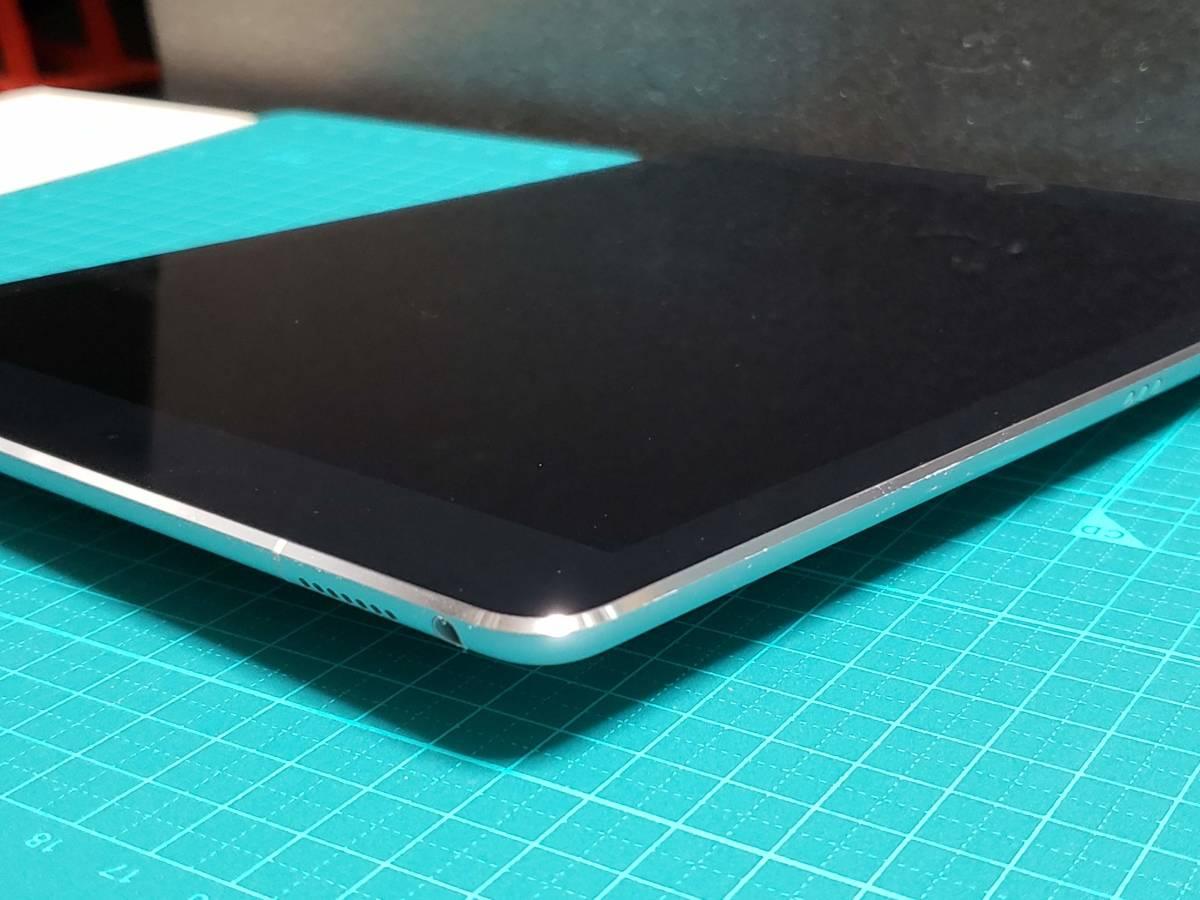 極上美品■送料無料■au iPad Pro 9.7インチ 32GB WiFi+Cellular MLPW2J/A スペースグレイ★SIMロック解除済■SIMフリー■クリーニング済8_画像5