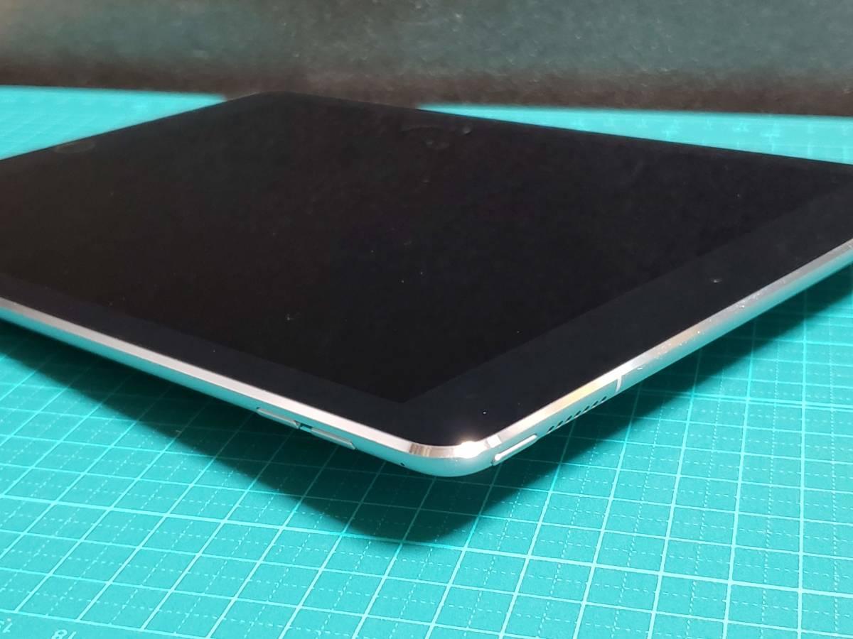 極上美品■送料無料■au iPad Pro 9.7インチ 32GB WiFi+Cellular MLPW2J/A スペースグレイ★SIMロック解除済■SIMフリー■クリーニング済8_画像6