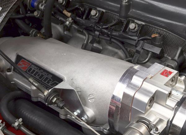 SKUNK2製 NA ロードスター 64mmスロットルボディ NA8C USDM MAZDASPEED シート マフラー ホイール バンパー エキマニ 車高調_画像3
