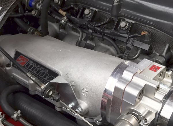 SKUNK2製 NB ロードスター 64mmスロットルボディ NB8C USDM MAZDASPEED シート マフラー ホイール エキマニ 車高調 バンパー_画像3