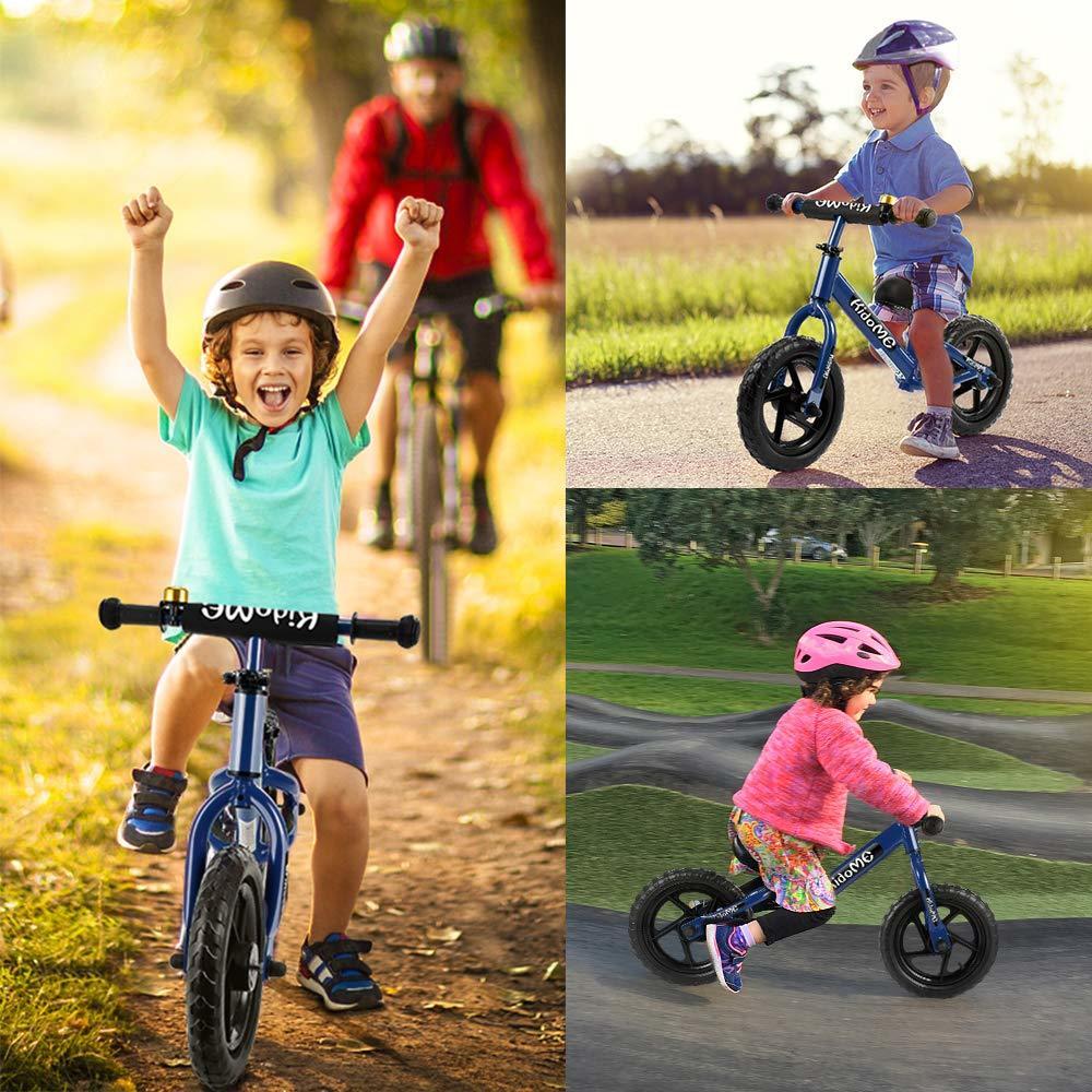 ★新品・未使用★ペダルなし自転車 子供用自転車 ブレーキなし バランス感覚養成 ランニングバイク 軽量 コンパクト 高さ調節可能_画像7