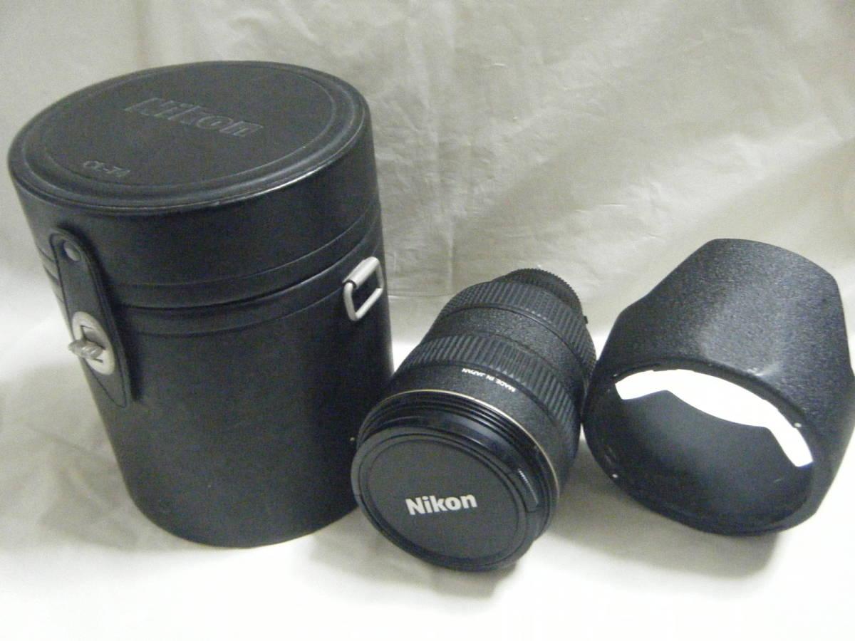 Nikon ニコン ED AF-S NIKKOR 28-70mm 1:2.8 D カメラレンズ
