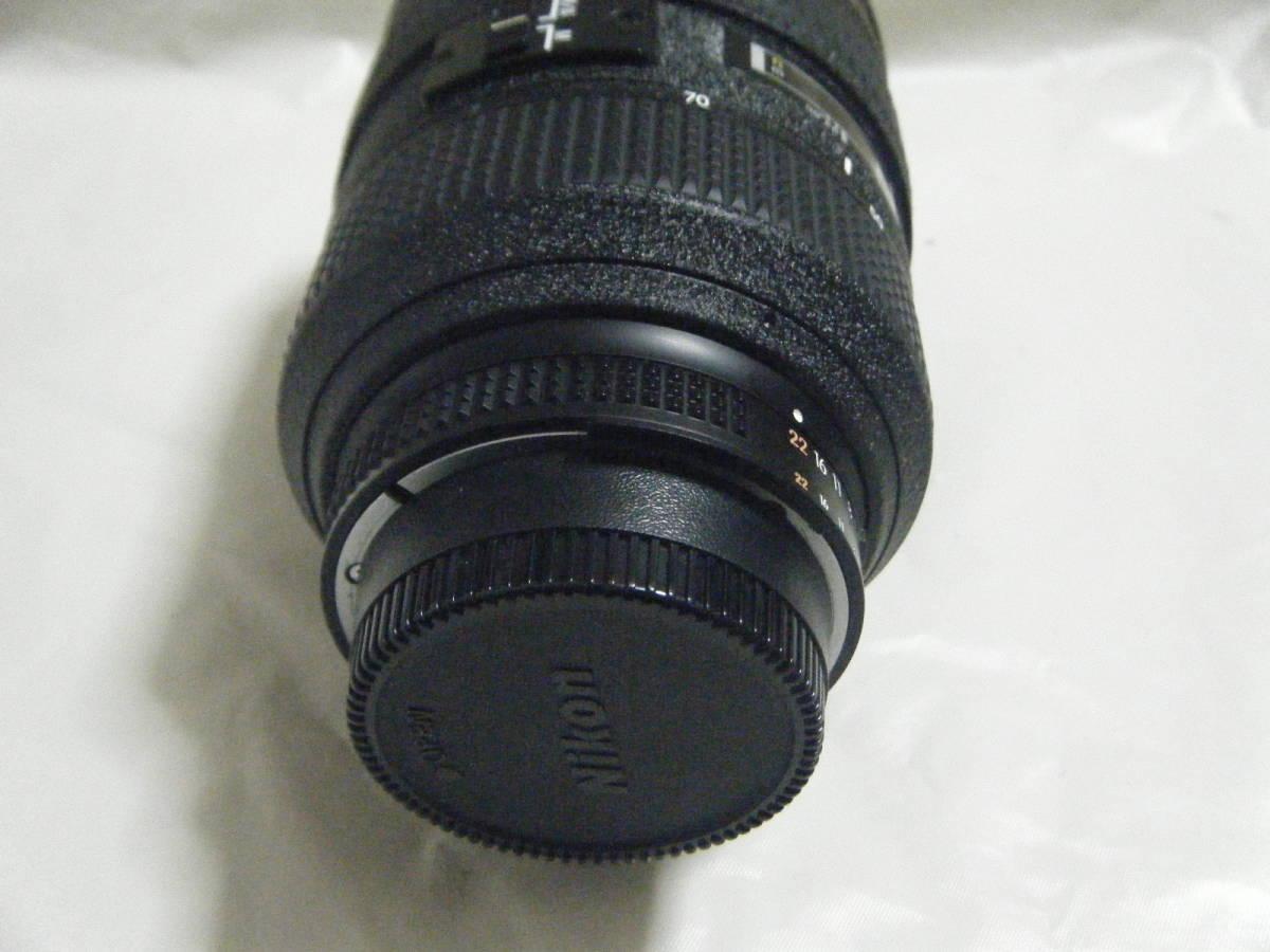 Nikon ニコン ED AF-S NIKKOR 28-70mm 1:2.8 D カメラレンズ_画像4